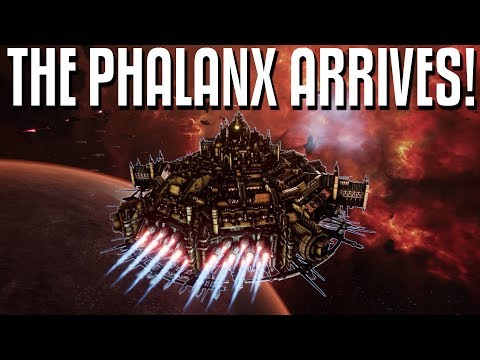 Battlefleet Gothic: Armada 2 - The PHALANX arrives! Plus Vengful Spirit Cinematic
