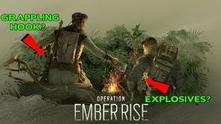 Our First Official Look at Next Seasons Operators || Operation Ember Rise