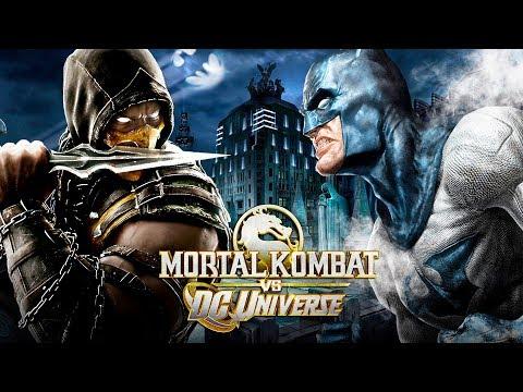 MORTAL KOMBAT VS DC UNIVERSE Pelicula Completa Español | Historia Completa (MK Liga De La Justicia)