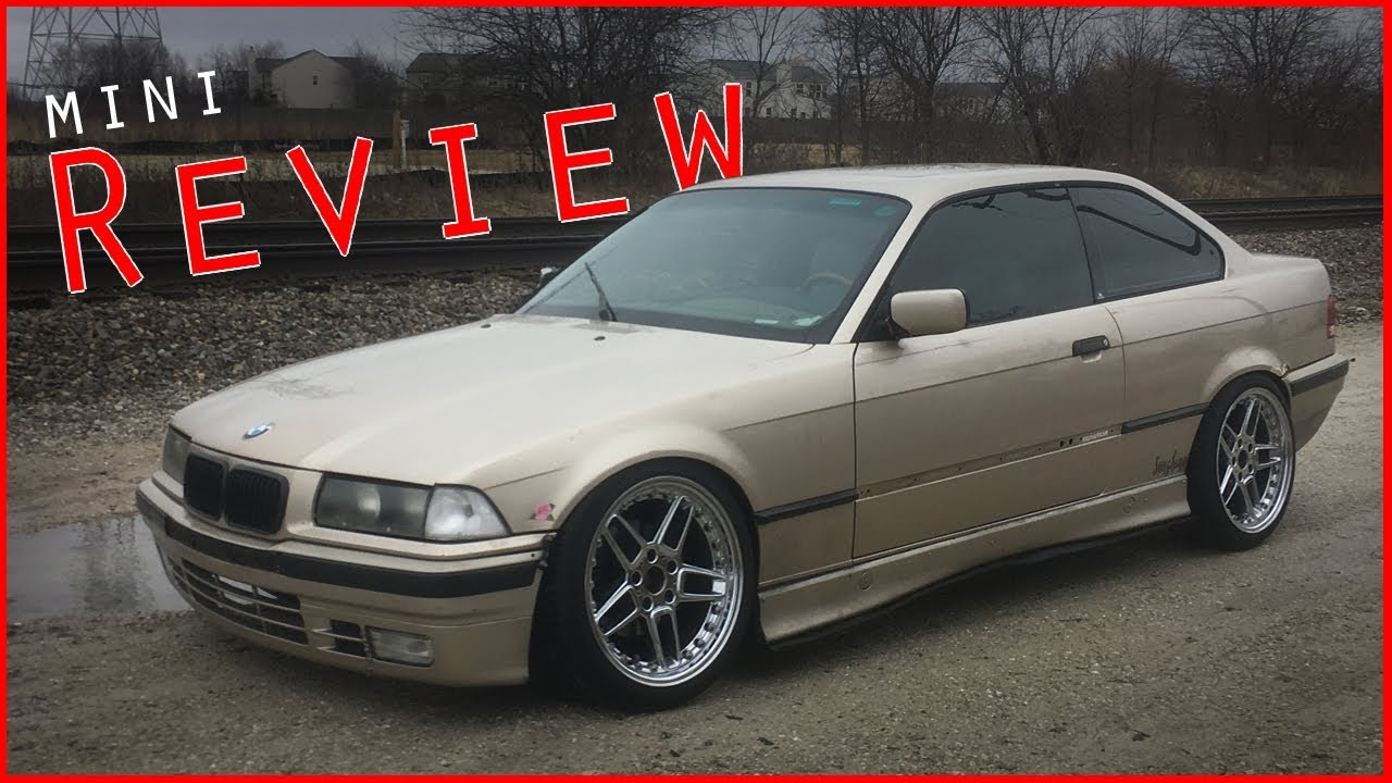 1993 Bmw 325is Mini Review Youtube