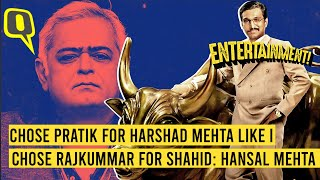 I Met Pratik Gandhi and Knew He Was My Harshad Mehta | The Quint