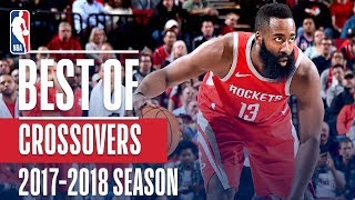 best 50 crossovers of the 2018 nba regular season