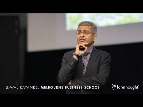 Ujwal Kayande, Melbourne Business School at Insights University 2016