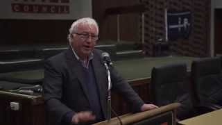 """Local Labor with Bill Kelty """"Labor Party and Labour Movement - Renewing and Growing Together"""""""