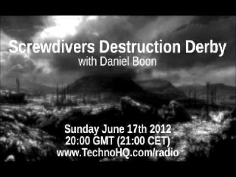 Screwdiver's Destruction Derby with Daniel Boon