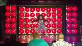 Mari Jane prelim talent Miss Masque 2015
