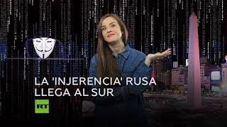 Hackers rusos, 'resucitados' en Argentina por medios y políticos