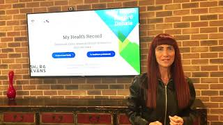 Futurist Shara Evans | The Australian MyHealth Record
