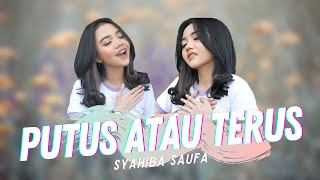 Download lagu Lagu ANJI | Syahiba Saufa - Putus Atau Terus (Official Music Video ANEKA SAFARI)