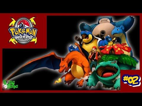 Pokemon World Online 2016 Gameplay #2