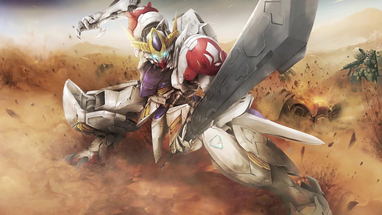 Gundam Barbatos Lupus Wallpaper Engine