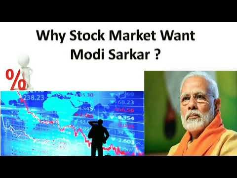 Why Stock Market Wants Modi Ji | NDA Government !. Mp3