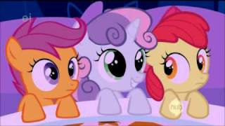 MLP; FiM: Sweetie Belle-Hush now,Quiet now!