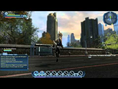 Fury & Chaos: A Look at DC Universe Online!