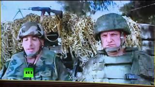 Брифинг Министерства обороны РФ по ситуации в Сирии (17.09.16)