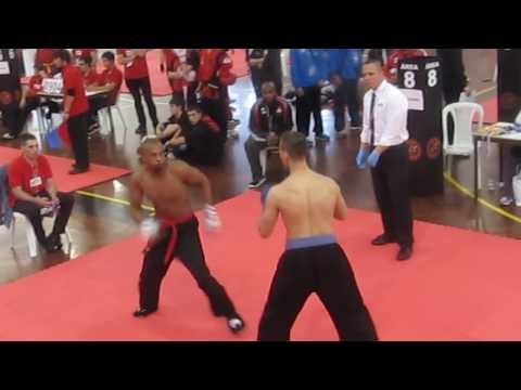 MOROCCO VS KUWAIT KNOCK DOWN