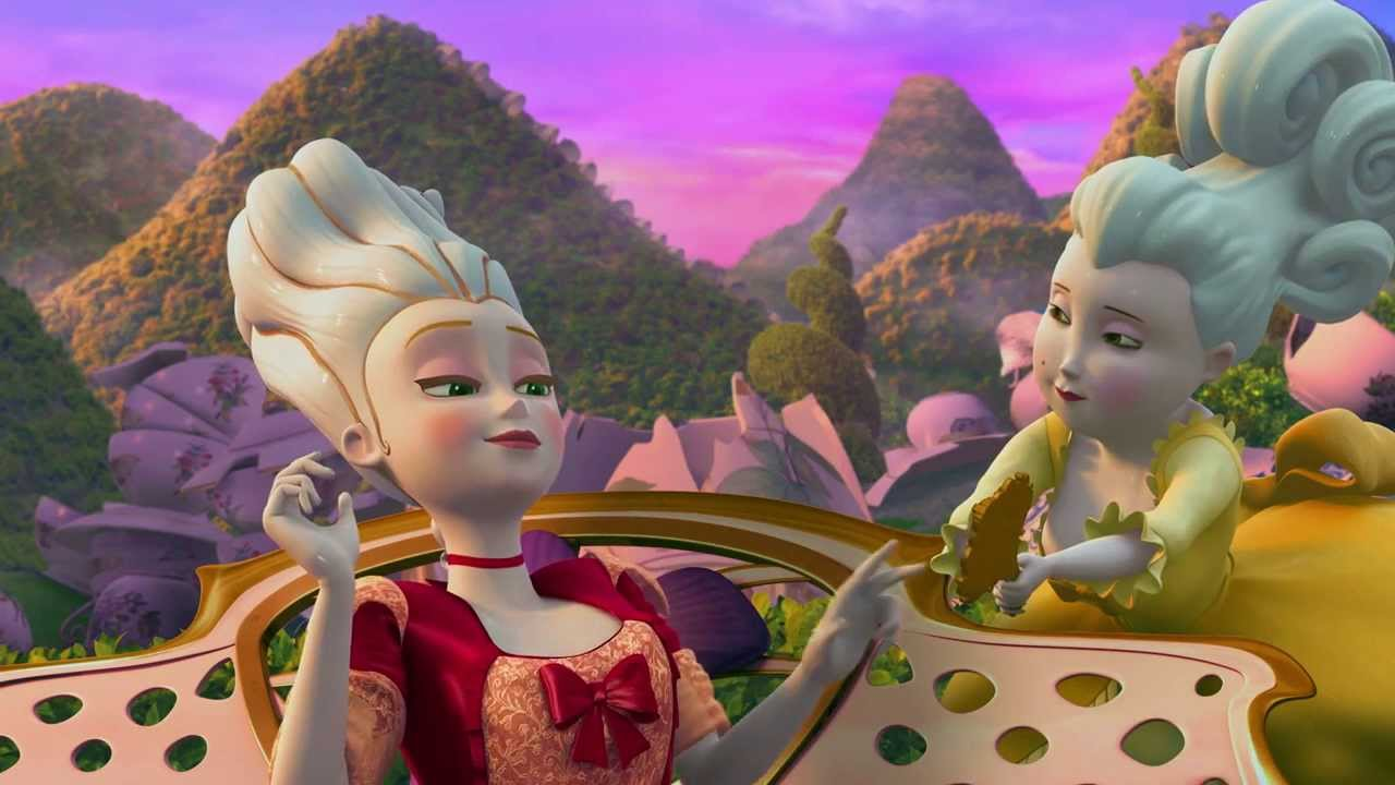 Legends of Oz: Dorothy's Return (Official Trailer)