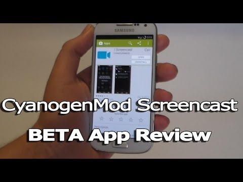 mobile screen cast review