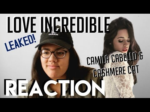 CAMILA CABELLO & CASHMERE CAT LOVE INCREDIBLE REACTION