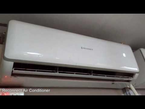 Reconnect Split AC Review | How is Reconnect 1 Ton Split Air Conditioner?