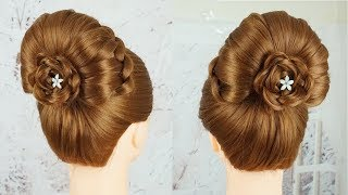 Latest Braided Hairstyles 2019 Wedding Guest Hairstyles For Long Hair Bun Hairstyle For Girls
