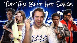 The Top Ten Best Hit Songs of 2020