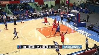Joonas Caven 2014-15 NBA D-League Season Highlights