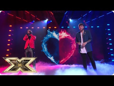 Dalton and James Arthur duet on X Factor Final | Final | The X Factor UK 2018 Mp3