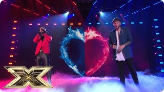 Dalton and James Arthur duet on X Factor Final | Final | The X Factor UK 2018 Video