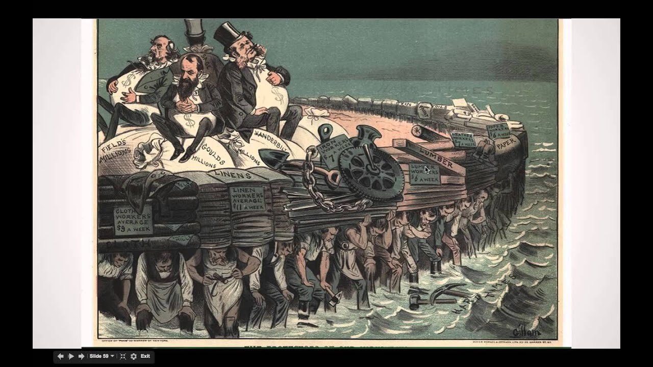 Gilded Age Labor Unions