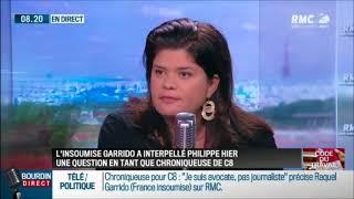 Raquel Garrido chez Bourdin sur la réforme du Travail