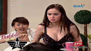 Bubble Gang: Paano maging waitress si Kim Domingo?