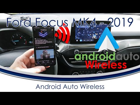 [Ford Focus 2020/2021 MK4] #95 Android Auto Wireless (AA Wireless)