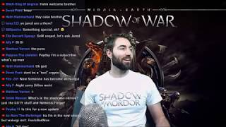 Nemesis Forge and Shadow of Mordor Steel Cases for the 4 year Anniversary of Shadow of Mordor
