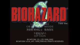BioHazard 0 N64 (RE2 PC MOD) - Test 1