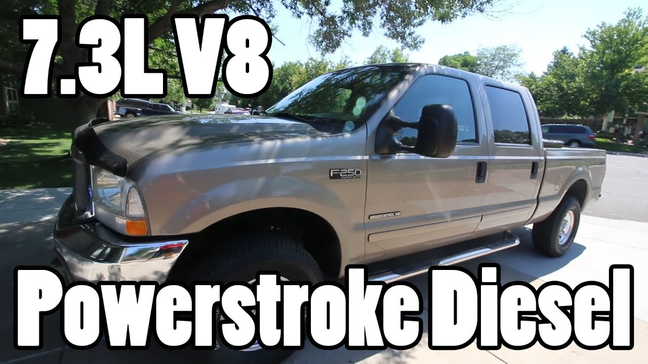 Ford 7.3 L Diesel >> The Legendary Ford 7 3l Powerstroke Diesel
