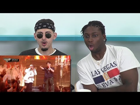 Real Rapper first react to show me the money_Red Sun (Hangjoo, swings) 외국인 랩퍼 쇼미더머니 리액션(행주)