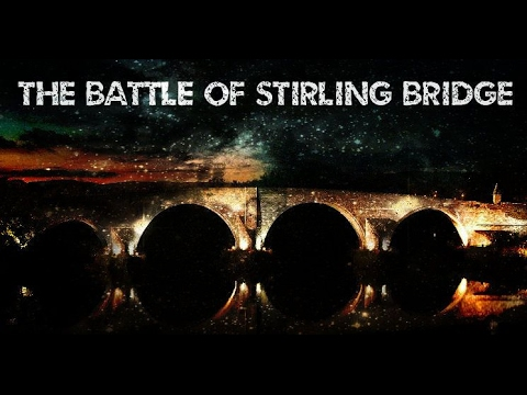 Scottish historic figures #1 William Wallace | The battle of Stirling bridge