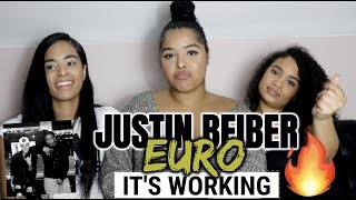Justin Bieber - Its Working feat. Euro REACTION/REVIEW