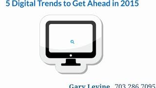 5 Digital Marketing Trends for 2015