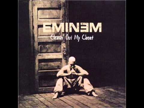 Eminem cleaning out my closet Instrumental with Hook