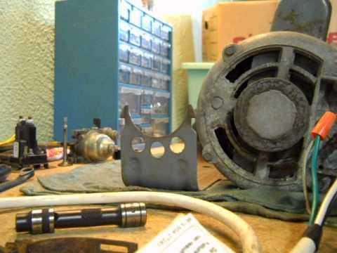 dayton capacitor start motor youtube AC Motor Capacitor Wiring Diagram dayton capacitor start motor