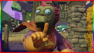 5 Types Of Players You Find In Garden Warfare 2