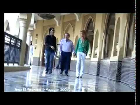 Heather & Sol Kerzner @ Mazagan- Interview with Simo Benbachir