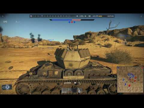 WT-Tank EP64 |Second Battle of EL Alamein|Wirbewind|Default View|2016