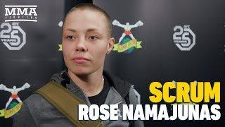 Rose Namajunas Eyeing Spring Return, Says Jessica Andrade Only Fight That Makes Sense