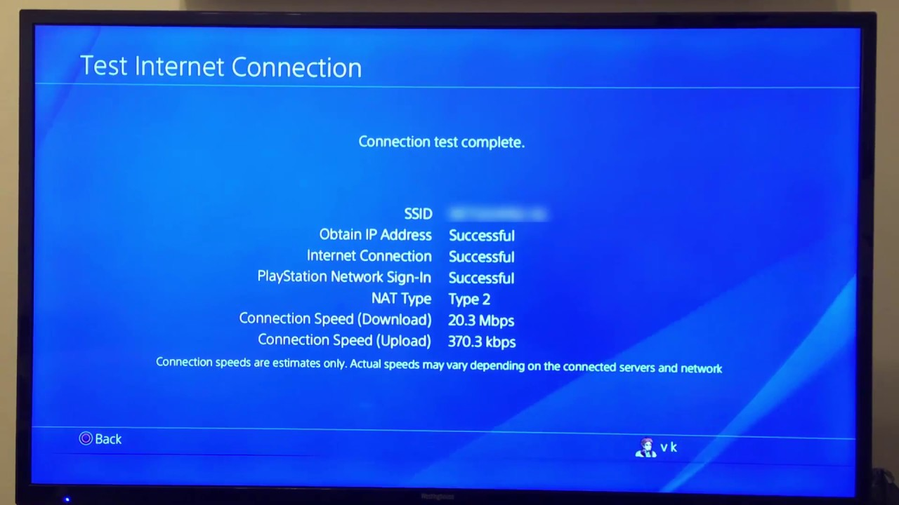 PlayStation4 How to setup or change the WIFI Internet Connection on PS4