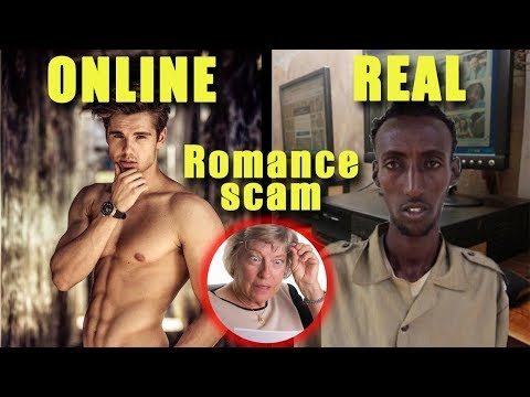 Warning: Here's A Typical Nigerian Romance Scam
