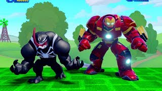 Venom & Hulkbuster  #10 | Epic Battle