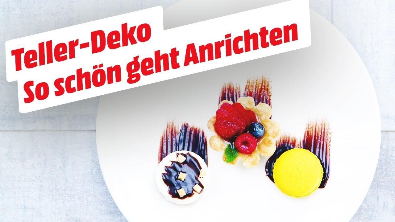 Der Perfekte Teller 5 Geniale Deko Hacks Koch Mit